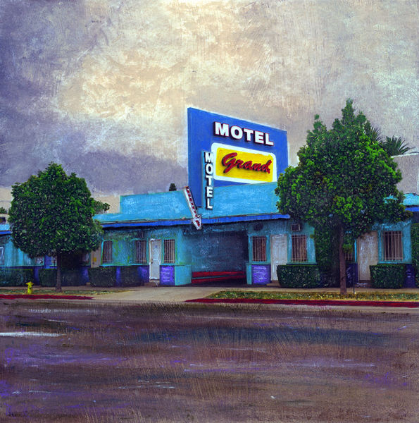 Grand Motel - Los Angeles, CA