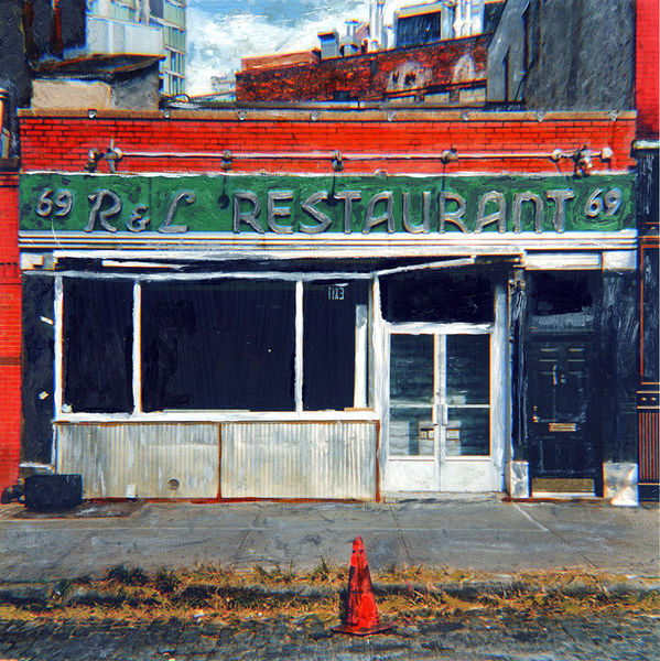 R&L Restaurant, New York, NY  Closed