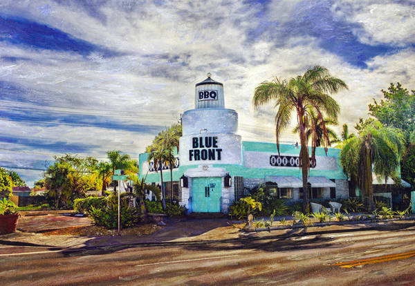 Blue Front BBQ - West Palm Beach, FL