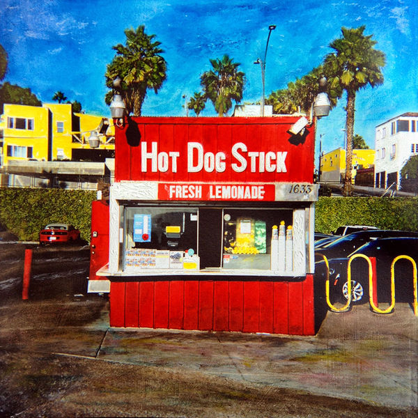 Hot Dog Stick - Santa Monica, CA