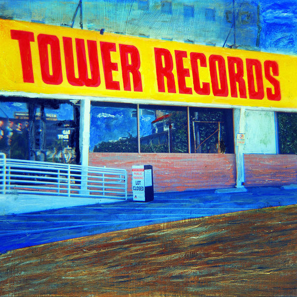 Tower Records - Hollywood, CA  -  Closed